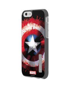 Captain America Shield Incipio DualPro Shine iPhone 6 Skin