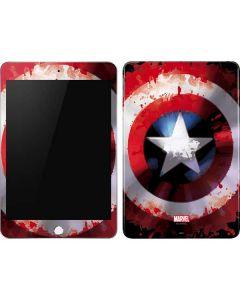 Captain America Shield Apple iPad Mini Skin