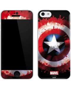 Captain America Shield iPhone 5c Skin
