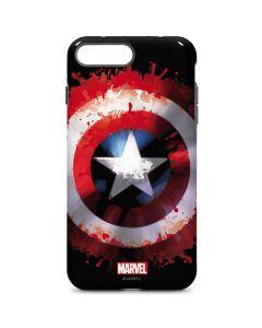 Captain America Shield iPhone 8 Plus Pro Case