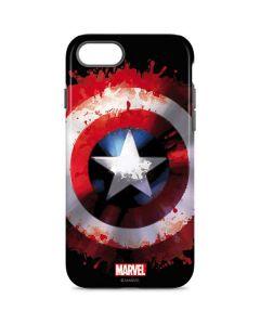 Captain America Shield iPhone 8 Pro Case