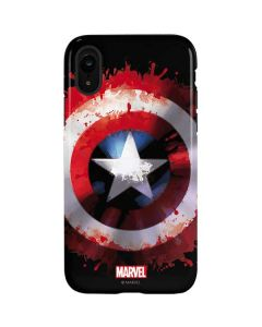 Captain America Shield iPhone XR Pro Case