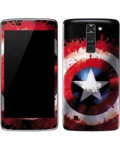 Captain America Shield K7/Tribute 5 Skin