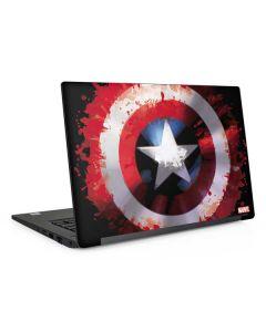 Captain America Shield Dell Latitude Skin