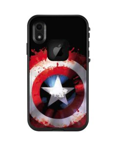 Captain America Shield LifeProof Fre iPhone Skin