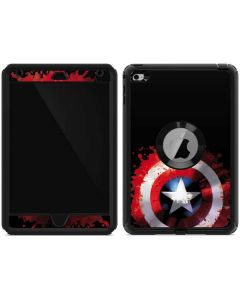 Captain America Shield Otterbox Defender iPad Skin
