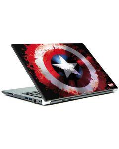 Captain America Shield Portege Z30t/Z30t-A Skin
