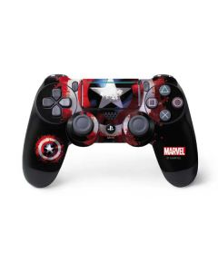 Captain America Shield PS4 Pro/Slim Controller Skin