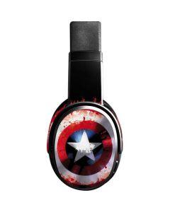 Captain America Shield Skullcandy Crusher Wireless Skin