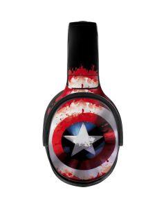 Captain America Shield Skullcandy Venue Skin