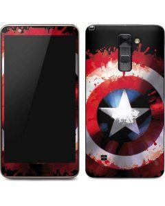 Captain America Shield Stylo 2 Skin