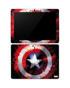 Captain America Shield Surface Go Skin