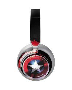 Captain America Shield Surface Headphones Skin