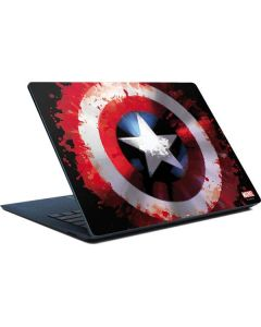 Captain America Shield Surface Laptop Skin