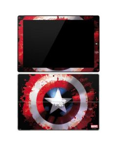 Captain America Shield Surface Pro 3 Skin