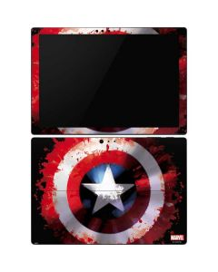 Captain America Shield Surface Pro 6 Skin