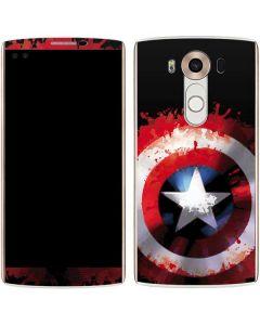 Captain America Shield V10 Skin