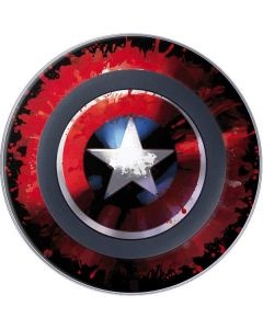 Captain America Shield Wireless Charger Skin