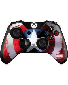 Captain America Shield Xbox One Controller Skin