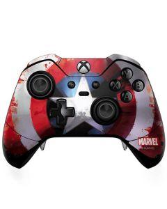 Captain America Shield Xbox One Elite Controller Skin