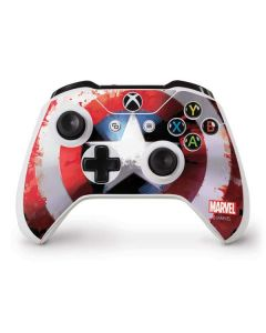 Captain America Shield Xbox One S Controller Skin