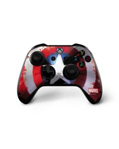 Captain America Shield Xbox One X Controller Skin