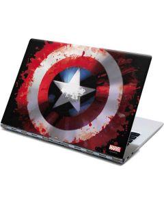 Captain America Shield Yoga 910 2-in-1 14in Touch-Screen Skin