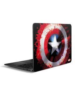 Captain America Shield Zenbook UX305FA 13.3in Skin
