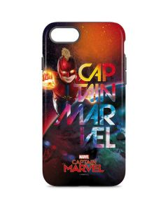 Captain Marvel Blastoff iPhone 8 Pro Case