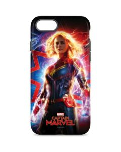 Captain Marvel Carol Danvers iPhone 8 Pro Case