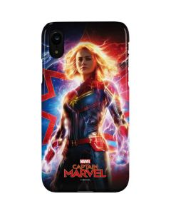 Captain Marvel Carol Danvers iPhone XR Lite Case