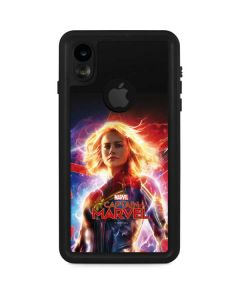 Captain Marvel Carol Danvers iPhone XR Waterproof Case