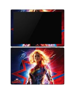 Captain Marvel Carol Danvers Surface Pro 6 Skin
