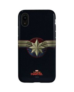 Captain Marvel Emblem iPhone XR Pro Case