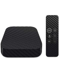 Carbon Fiber Apple TV Skin