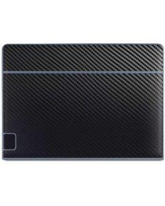 Carbon Fiber Galaxy Book Keyboard Folio 10.6in Skin