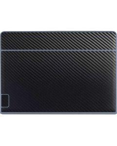Carbon Fiber Galaxy Book Keyboard Folio 12in Skin