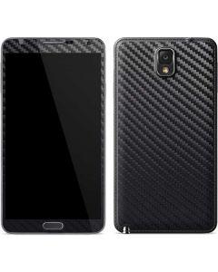 Carbon Fiber Galaxy Note 3 Skin