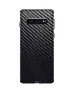 Carbon Fiber Galaxy S10 Skin