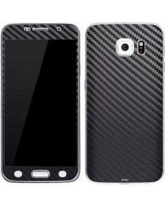 Carbon Fiber Galaxy S6 Skin