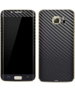 Carbon Fiber Galaxy S7 Edge Skin
