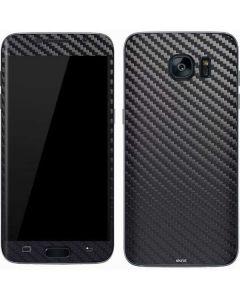 Carbon Fiber Galaxy S7 Skin