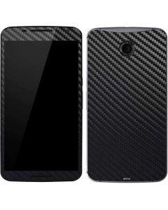 Carbon Fiber Google Nexus 6 Skin
