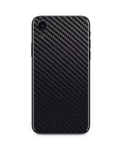 Carbon Fiber iPhone XR Skin