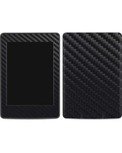 Carbon Fiber Amazon Kindle Skin