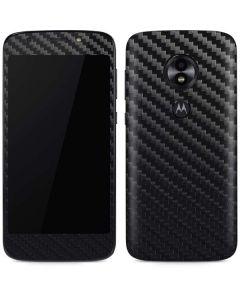 Carbon Fiber Moto E5 Play Skin