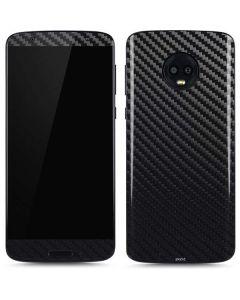 Carbon Fiber Moto G6 Skin