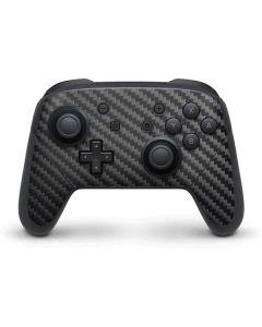 Carbon Fiber Nintendo Switch Pro Controller Skin