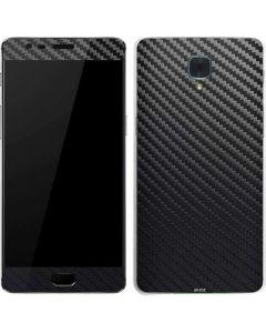 Carbon Fiber OnePlus 3 Skin