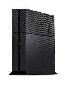 Carbon Fiber PS4 Console Skin